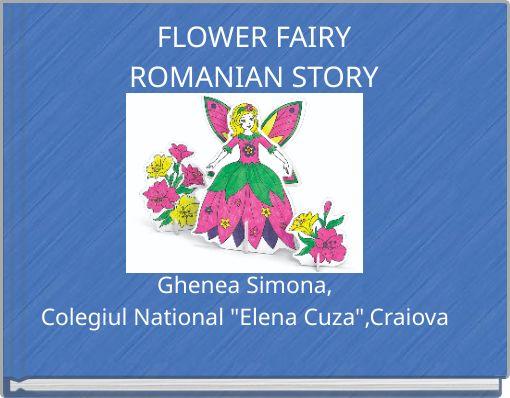 FLOWER FAIRYROMANIAN STORY
