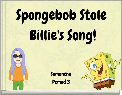 Spongebob Stole Billie's Song!