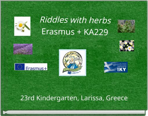 Riddles with herbsErasmus + KA229