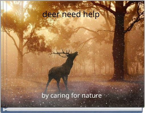 deer need help