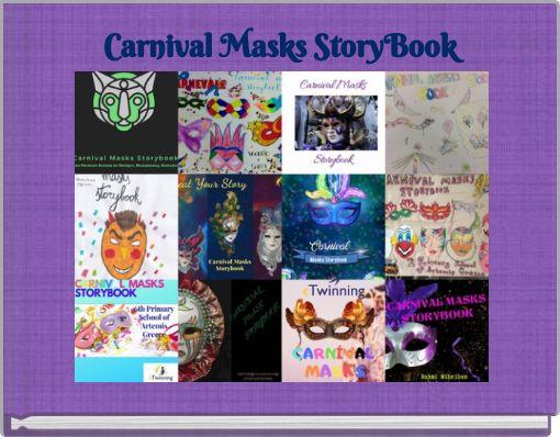 Carnival Masks StoryBook