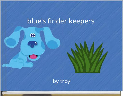 blue's finder keepers