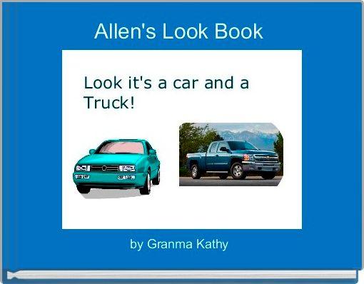 Allen's Look Book