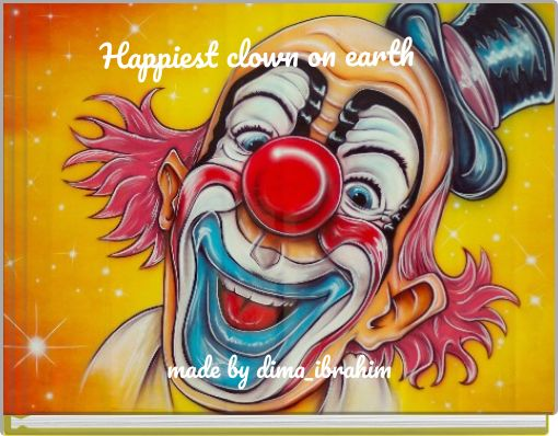Happiest clown on earth