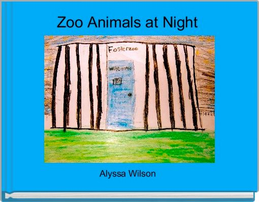 Zoo Animals at Night