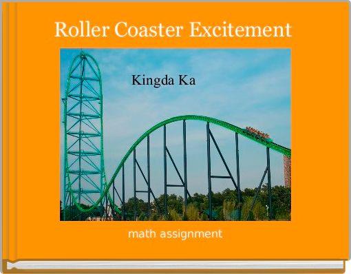 Roller Coaster Excitement