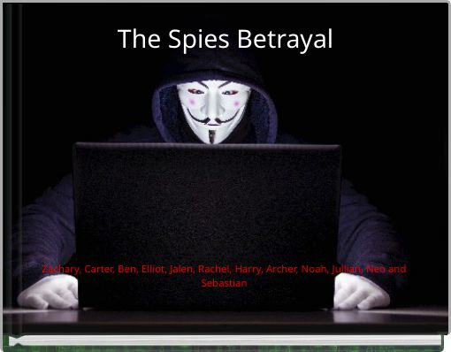 The Spies Betrayal
