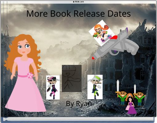 More Book Release Dates