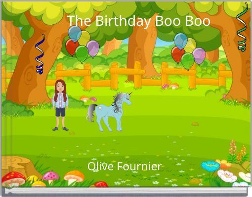 The Birthday Boo Boo