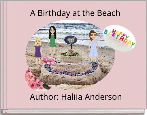 A Birthday  at the Beach