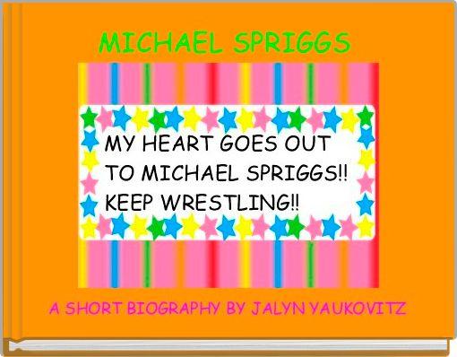 MICHAEL SPRIGGS