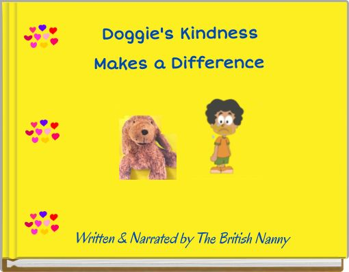 Doggie's Kindness Makes a Difference