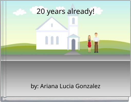 20 years already!