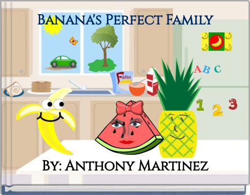 Banana's Perfect Family