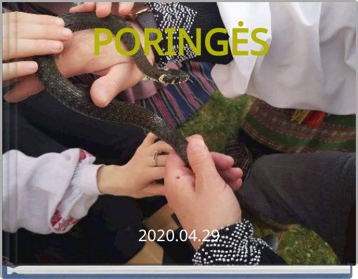 PORINGĖS
