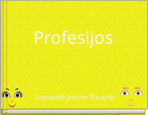 Profesijos