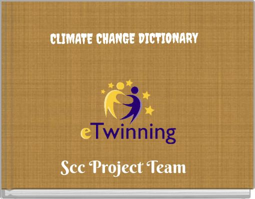 CLIMATE CHANGE DICTIONARY