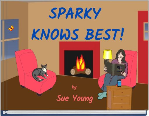 SPARKY KNOWS BEST!