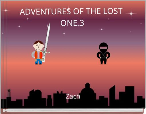 ADVENTURES OF THE LOST ONE 3