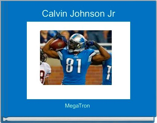 Calvin Johnson Jr