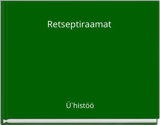 Retseptiraamat
