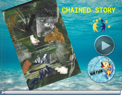 Book titled 'CHAINED STORY'