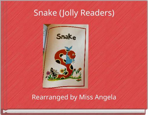 Snake (Jolly Readers)