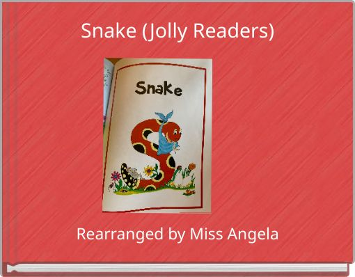 Snake (Jolly Readers)