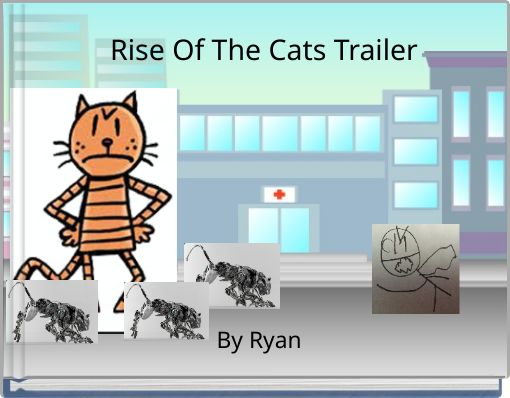 Rise Of The Cats Trailer