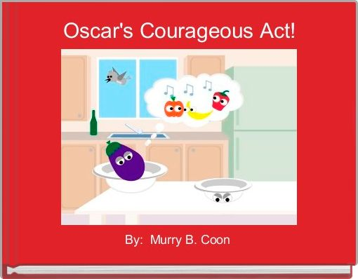 Oscar's Courageous Act!