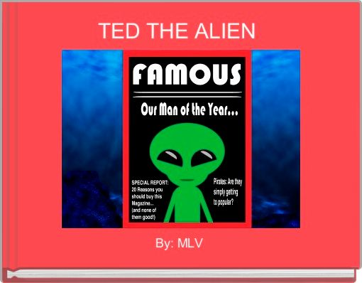 TED THE ALIEN