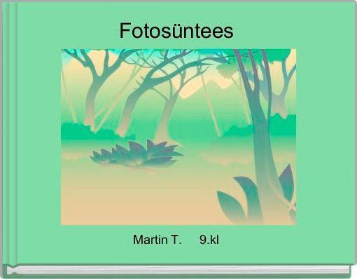 Fotosüntees