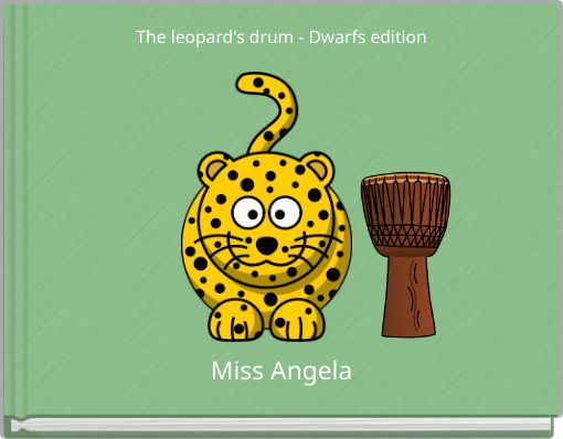 The leopard's drum - Dwarfs edition