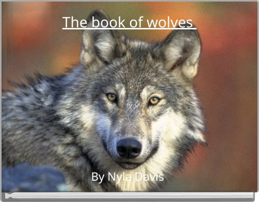 The book of wolves