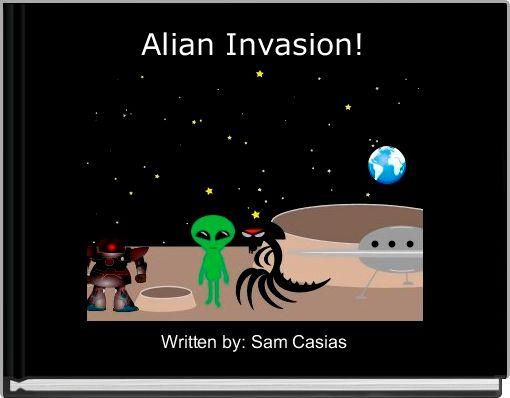 Alian Invasion!