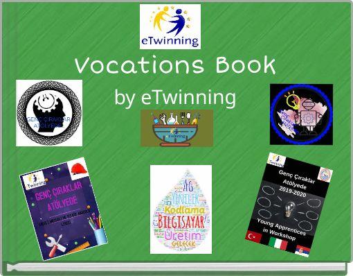 Vocations Bookby eTwinning