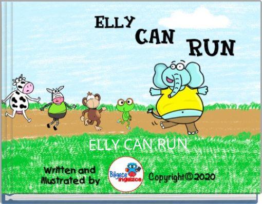 ELLY CAN RUN