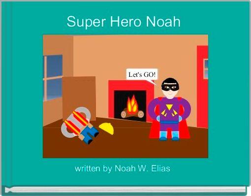 Super Hero Noah