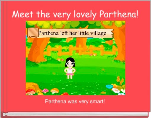 Meet the very lovely Parthena!