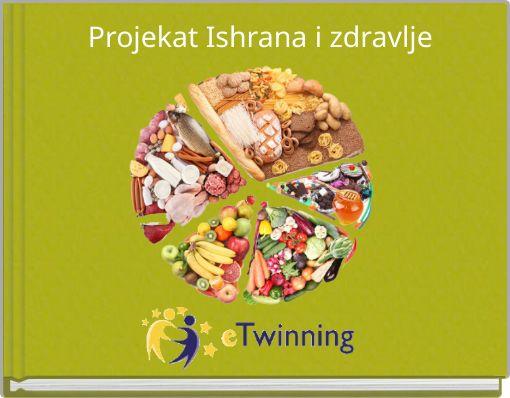 Projekat Ishrana i zdravlje