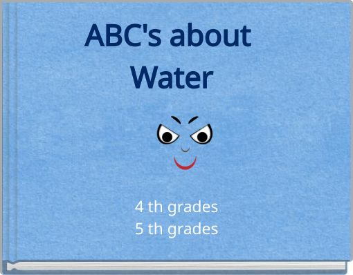 ABC's about Water
