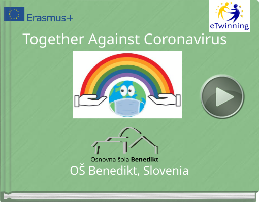 Book titled 'Together Against Coronavirus'
