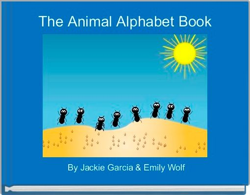 The Animal Alphabet Book