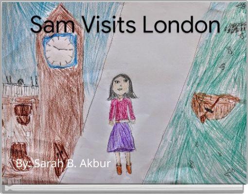 Sam Visits London
