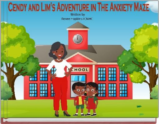 Cendy and Lim's Adventure in the Anxiety Maze