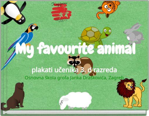 My favourite animal