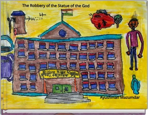 The Robbery of the Statue of the God