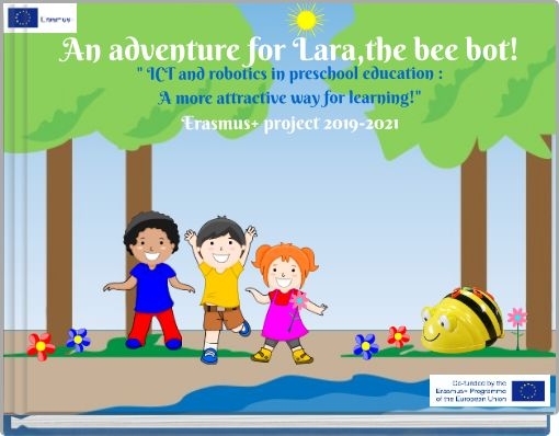A journey for Lara,the bee bot!