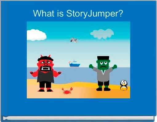 What is StoryJumper?