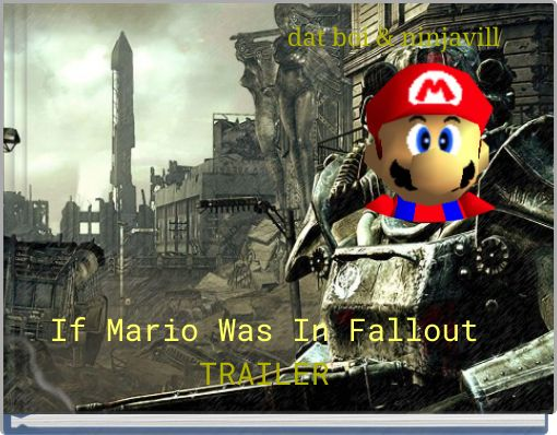 If Mario Was In FalloutTRAILER